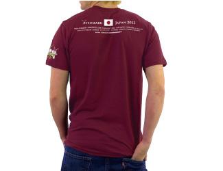 株式会社雇用促進事業会 あつまるくん 様Tシャツイメージ