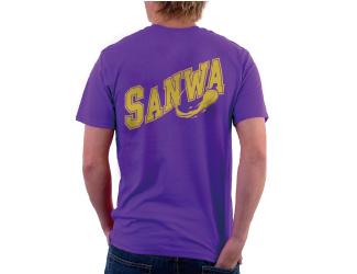 三和中学校 バスケットボールクラブ 様Tシャツイメージ